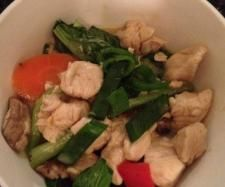 Lemon Chicken Stirfry | Official Thermomix Recipe Community #Thermomix #Varoma