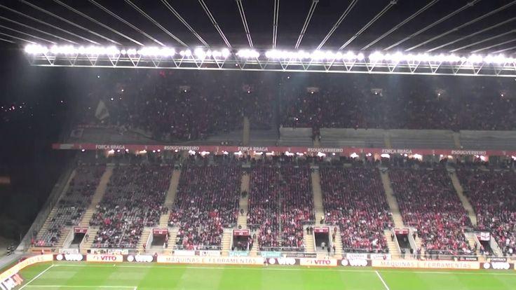 SLB Cânticos   SC Braga Vs Benfica