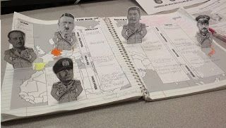 Students of History: Rise of Dictators Pop Up Notes