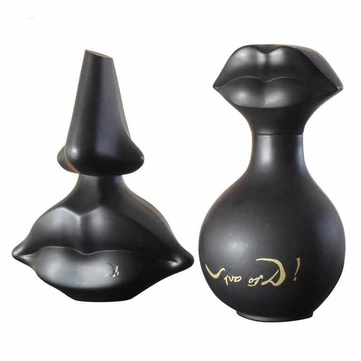 "Pair of Salvador Dali ""Aphrodite"" Sculptures .. + was later to become the inspiration for Dali perfume bottles"