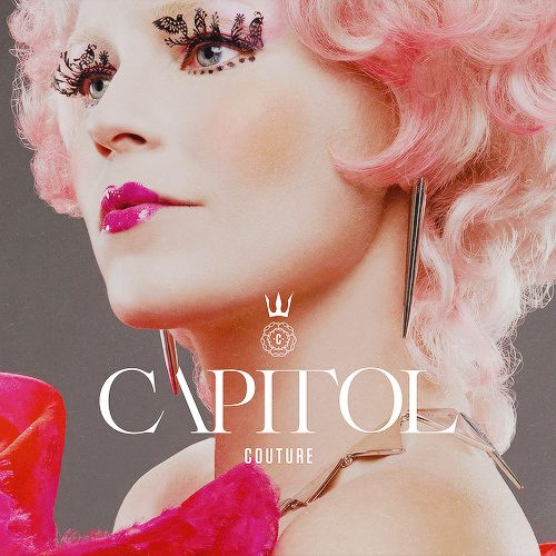 Catching Fire- Effie Trinket YAYAYAYAYAYAY CUTE!!!!!