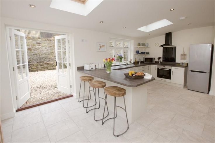 Discover Mount Pleasant's wow factor open plan kitchen. #kitchen #kitchendesign #kitchenideas