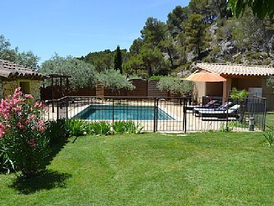 Le Baraoux Holiday Villa: Charming country house 8p comfort, private