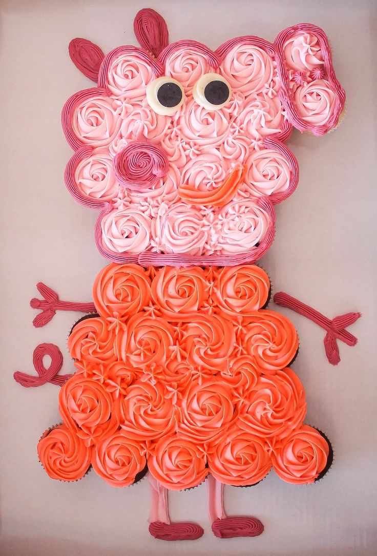 25 Best Ideas About Pig Cupcakes On Pinterest Pig Cakes
