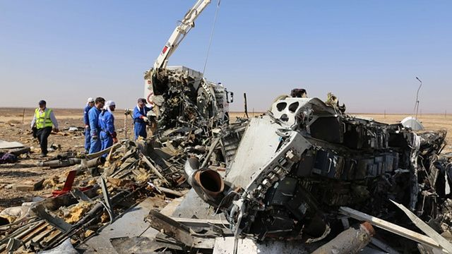 Russian plane crash: flight recorder captured 'sound of explosion' | World news | The Guardian