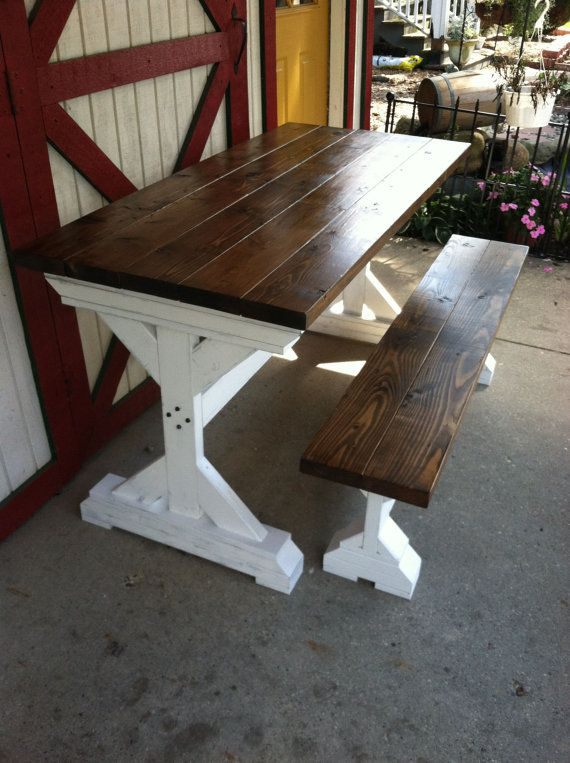 best 25 distressed tables ideas on pinterest distressed dining tables paint wood tables and. Black Bedroom Furniture Sets. Home Design Ideas