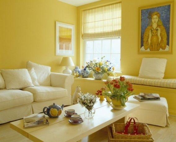 Photo 14-decorated room in bright colors