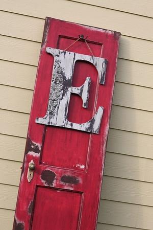 Best 25 distressed doors ideas on pinterest sliding barn doors barn doors for homes and for Distressed wood interior doors