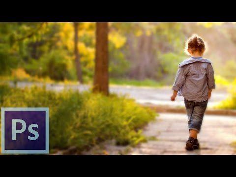 ▶ Tutorial Photoshop Cs6: Desenfoque Selectivo - YouTube