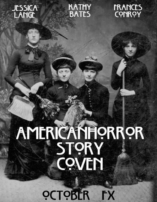 american horror story coven | News: AMERICAN HORROR STORY: COVEN Horrorfilme & Thriller
