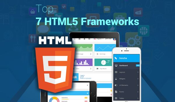 With the significant increase in consumer preference for mobile apps, the utilization of HTML5 frameworks have gained momentum.