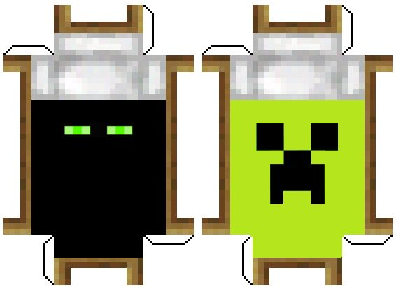 e64cb01f5caa6a6e8846a712cbdff563  minecraft papercraft