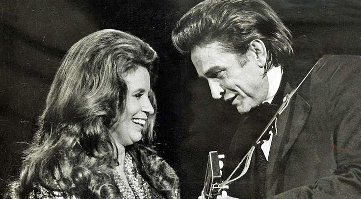 Country Music Lyrics - Quotes - Songs June carter - Johnny Cash