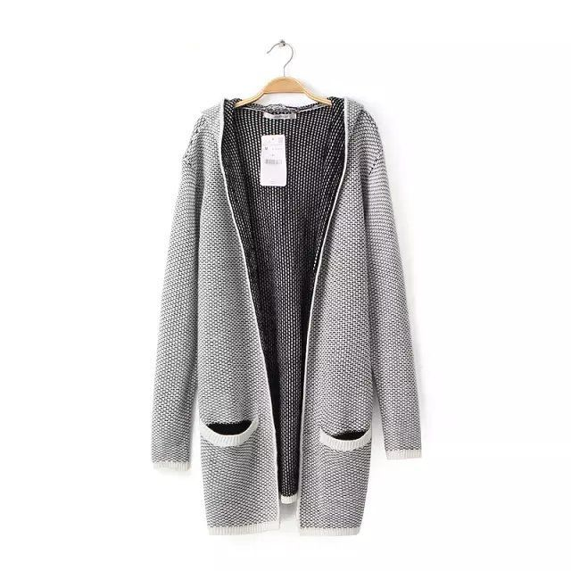 Fallon Dual Knit Cardigan