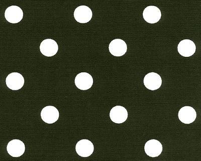Polka Dots Black White