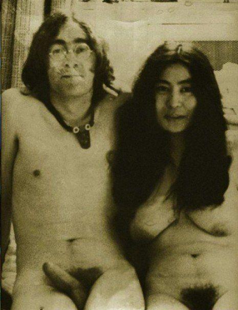 john lennon naked - Google Search
