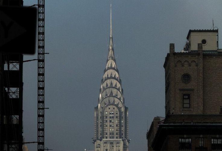 Chrysler Building in New York City, New York: Photo, Chrysler Building