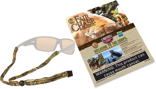 *HOT* FREE Grizzly Tobacco Company Corp Membership Kit (includes sunglasses lanyard and possibly more) http://www.freebiequeen13.net/free-samples.html