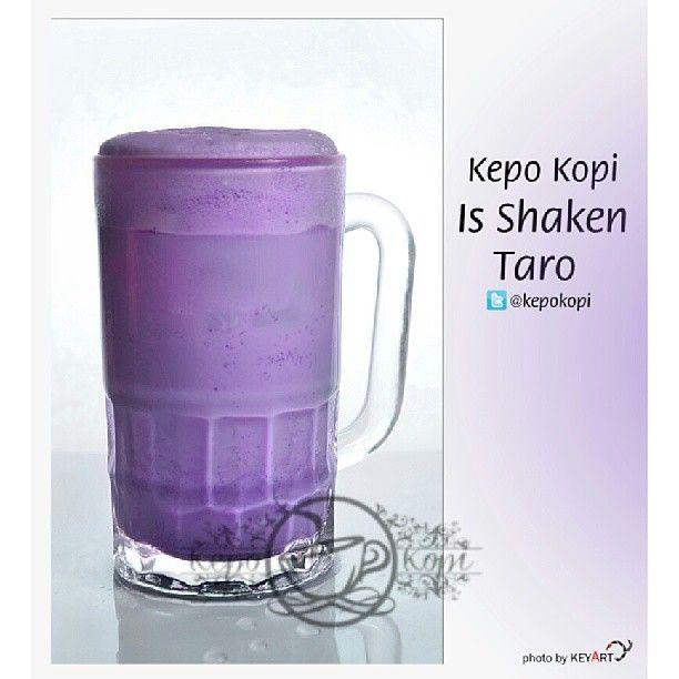 Is Shaken Taro by Kepo Kopi