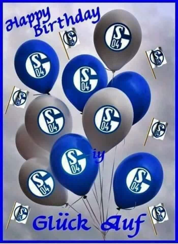 Logos Schalke In 2020 Schalke Fussball Geburtstag Alles Gute