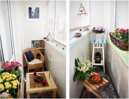 Decoraci n de balcones decoracion de ambientes - Decoracion de balcones ...