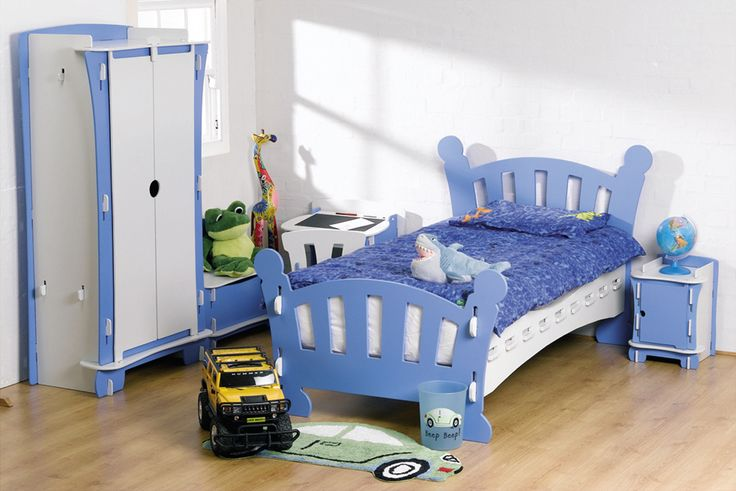 Kid Bedroom White And Blue Sea Bedroom Furniture Set Theme Color For Your Kids How To Determine the Bedroom Furniture Sets For Kids