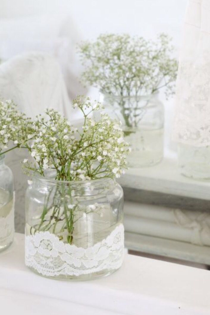 """This romantic decoration is from our feature """"Traces of Time"""""""