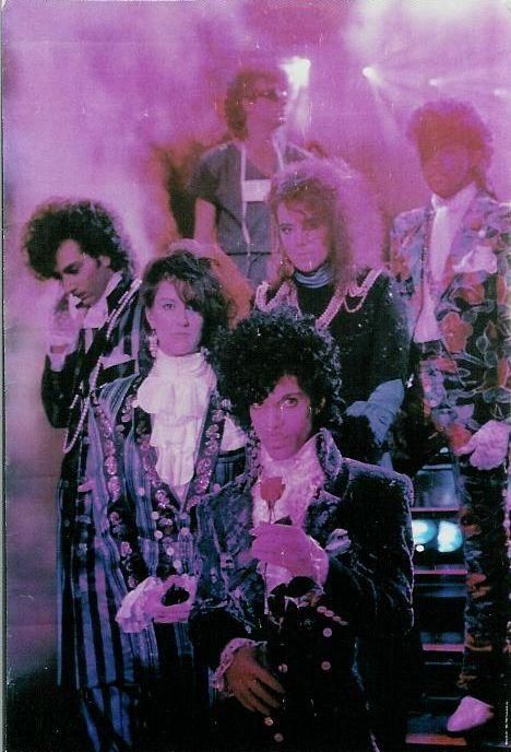 Prince and the Revolution...in memory Prince Rogers Nelson