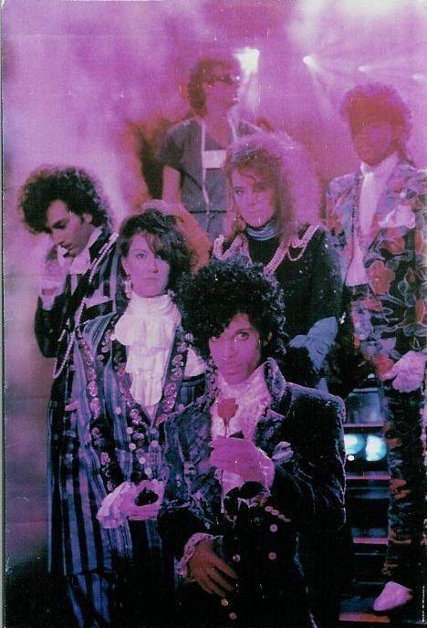 Purple Rain The Music Of Prince Tour