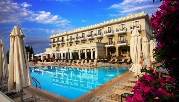 Αγίου Πνεύματος στο 4* Danai Hotel & Spa, στην Κατερίνη Πιερίας μόνο με 199€!