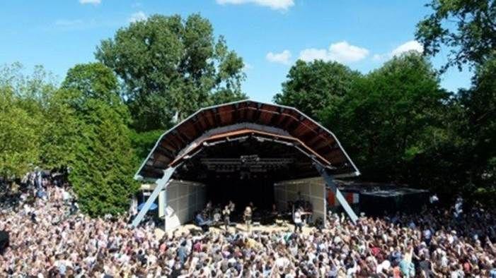 Vondelpark Open Air Theatre 5.5.15-9.27.15