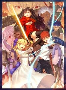 Aniplex USA Schedules 'Fate/stay night [Unlimited Blade Works]' Anime Release | The Fandom Post