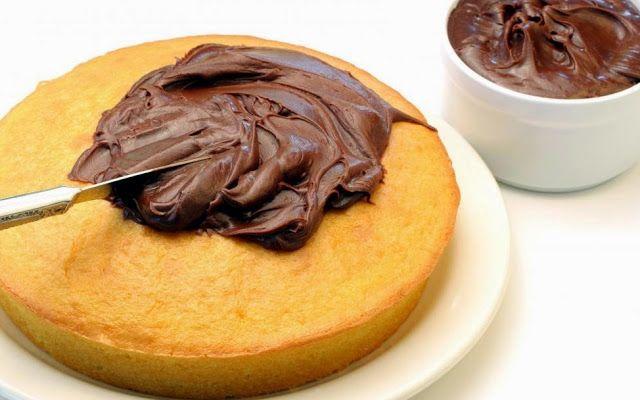 12 receitas de recheios para bolos - Amando Cozinhar - Receitas, dicas de culinária, decoração e muito mais!