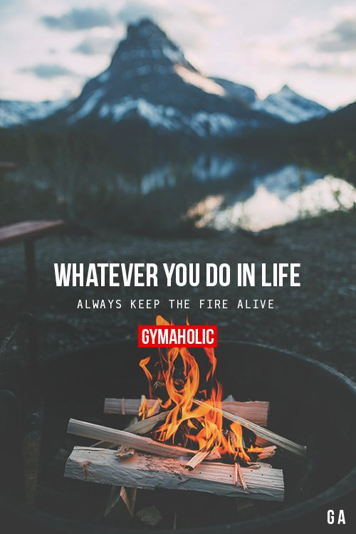 Whatever You Do In Life