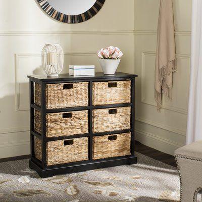 Santa Cruz 6 Drawer Accent Chest 6 Drawer Chest Furniture