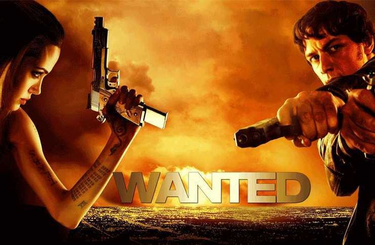 Wanted 2008  720p Bluray Telugu Dubbed Hollywood movie