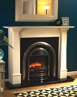 Flamerite Fires Bronte Electric Fireplace Suite