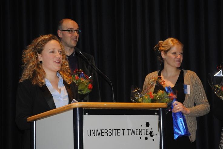 Sollicitatietools: workshop netwerken tijdens het Symposium 'je toekomst in eigen hand' bij Universiteit Twente