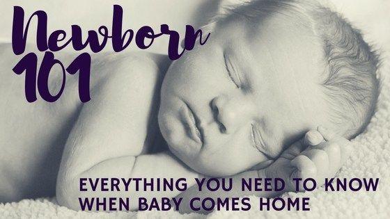 Newborn 101- Quick Care Guide