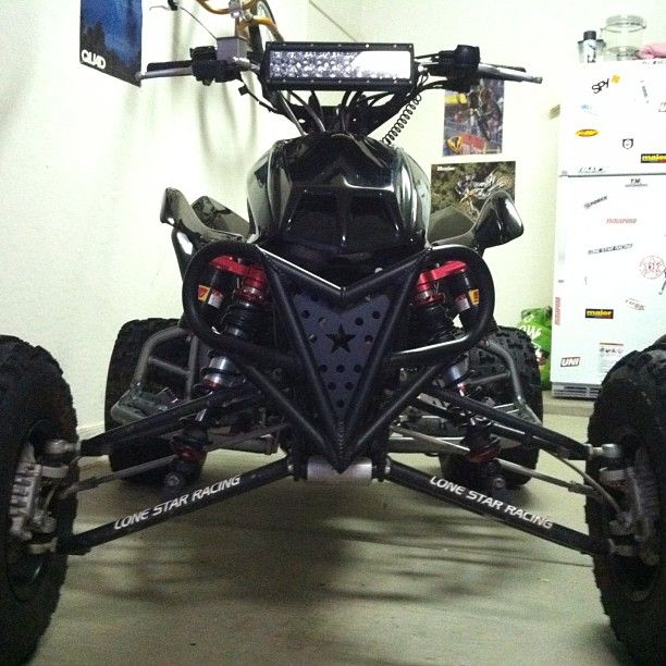 202 best quads atvs images on pinterest dune buggies atvs and the perfect light bar for a quad aloadofball Image collections