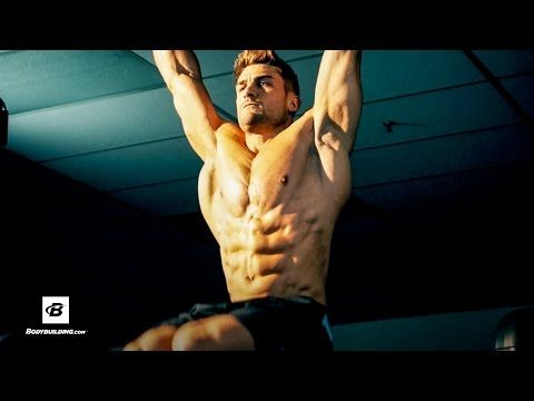How The Abs That Won The Arnold Were Built