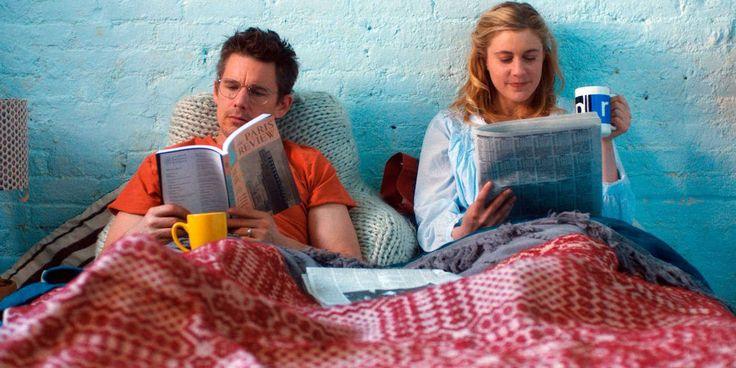 Maggie a un plan de Rebecca Miller : Sortie DVD le 20 Septembre via @Cineseries