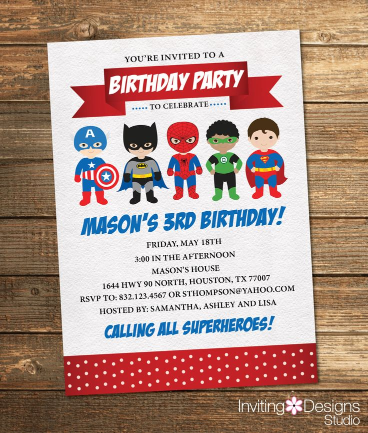 4th Birthday Party Invitation Wording 17 Best Ideas About Boy Invitations On Pinterest