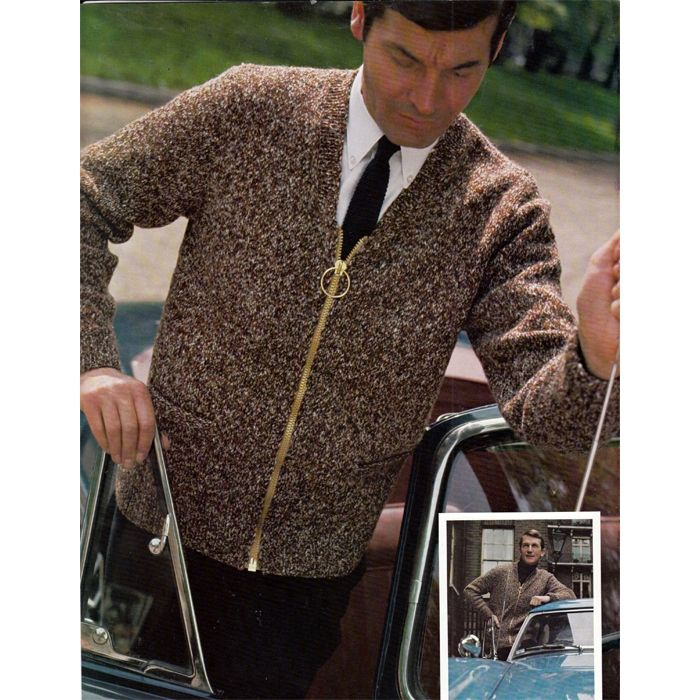 17 Best images about Knitting Patterns for the Man on Pinterest Vests, Cabl...