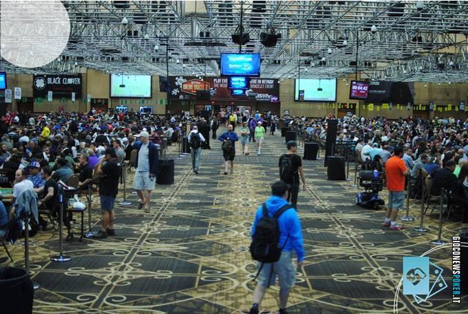 Super giugno nel poker live del Nevada grazie all'effetto Wsop