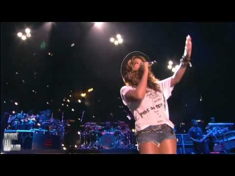 Beyoncé & Jay - Forever Young  Live at Coachella Valley Festival Indio  California April 17  2010