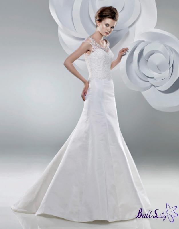 www.balllily.com $256 Anjolique  Wedding Dress  AWD109