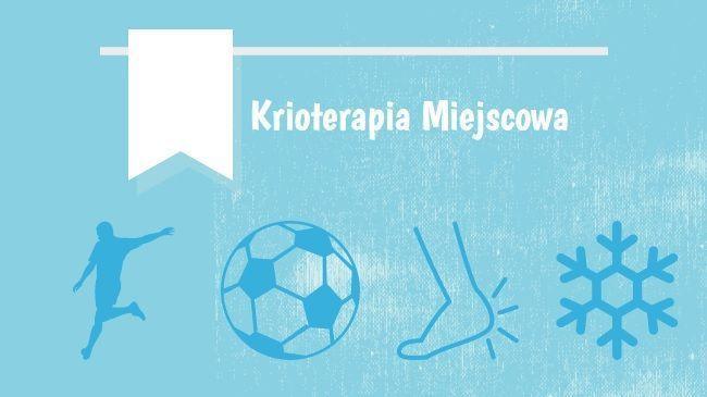 Kriostymulacja • Zamrażacz w aerozolu i żel silikonowy elementami krioterapii miejscowej • Odnowa biologiczna w piłce nożnej • Zobacz >> #odnowa #football #soccer #sports #pilkanozna #krioterapia