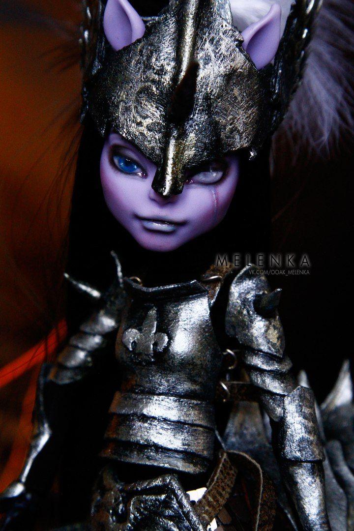 #ooak #melenka #mh #ooak #custom #doll #repaint #centaur #monster #high…