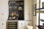 Фото 22 Домашний мини-бар: 80 лучших интерьерных идей для создания небольшой винотеки